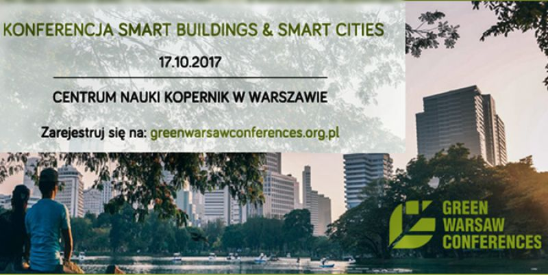 "Konferencja ""Smart Buildings & Smart Cities"""